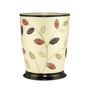 Aubury Wastebasket - Beige from Popular Bath