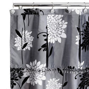 Erica Shower Curtain from Popular Bath