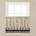 Cafe Coffee Kitchen Curtain tier from Saturday Knight