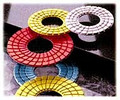 "SUPER-DIASHINE 4"" Diamond Disc 120 GRIT LOOP"