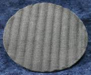 "Steel Wool 17"" Floor Pads - #0 Grade"