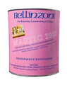 Bellinzoni Transparent Polyester Knifegrade Gallon