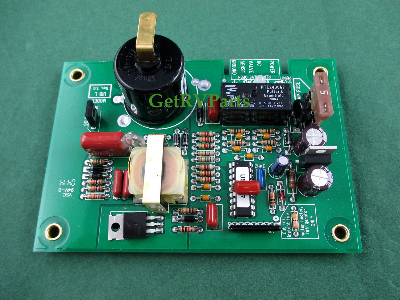 Dinosaur Uib L Spade Universal Ignitor Control Circuit Board Uibl S Cutter Images Of