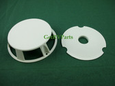 Norcold 631037 RV Refrigerator Vent Cover Disk Kit