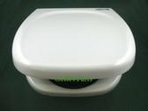 Thetford 33154 RV Toilet Seat & Lid White