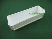 Norcold 61564025 RV Refrigerator Door Shelf Bin White