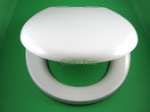 Thetford | 36503 | RV Toilet Seat and Lid Bone Tecma