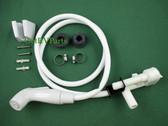 Dometic 385319054 Sealand RV Toilet Traveler Lite Vacuum Breaker