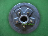 Titan 5 on 4-1/2 Hub With Drum Assembly Brake 10 Inch 1544600042