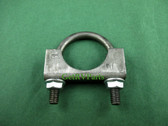 Onan Cummins 155-1015 RV Generator Muffler Tail Pipe Clamp 1 3/8