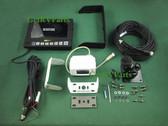 Weldex RV Motorhome 7 Inch Rear View Monitor System WDRV-7041-Kit