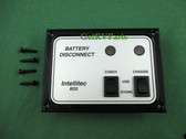 Intellitec 01-00066-006 RV Battery Disconnect Panel Dual Switch