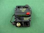 Bussmann 184100F RV 100 Amp DC Waterproof Circuit Breaker