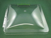 Fantastic Fan-tastic Dometic K1020-00 Clear Ceiling Vent Lid Cover