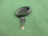 Bauer   Code 324   RV Entry Door Lock Replacement Key