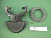 Thetford 34116 Aqua Magic Style Plus RV Toilet Pedal Kit Black