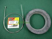 Thetford 31711 RV Toilet Aqua Magic V Foot Pedal Cable