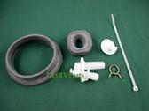 Thetford 33184 RV Toilet Flush Nozzle Replacement Kit Whi
