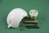 Dometic Sealand 385318162 Toilet Flush Ball Shaft Cartridge Kit