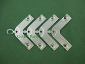 Atwood 91928 Water Heater Corner Brackets Set of 4