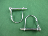 A&E 930006 RV Awning Safety Pins 2 Pack
