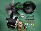 Dometic Duo Therm 3108706916 AC Air Conditioner Motor Kit Brisk