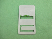 Dometic Door Prop Airing Card 3850781026 RV Refrigerator 3850781018 3312986403