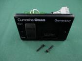 Onan Cummins 300-4937 RV Generator Remote Start Stop Panel
