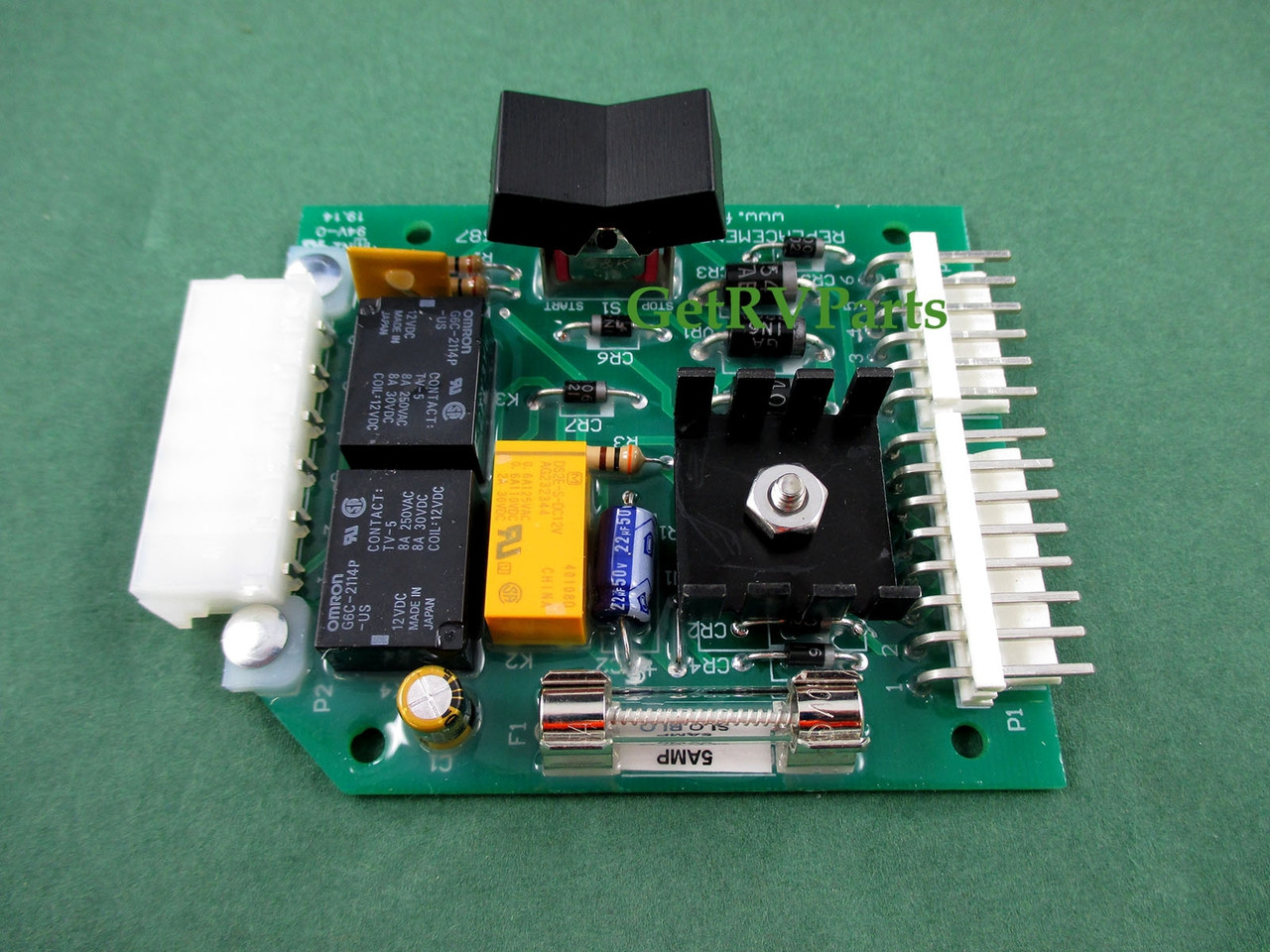Circuit Boards Onan Sample Diagram Wiring Symbols Generator 300 3056 Board Aftermarket By Flight Systems Rh Getrvparts Com