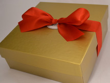 Fudge and Handmade Toffee Gift Box