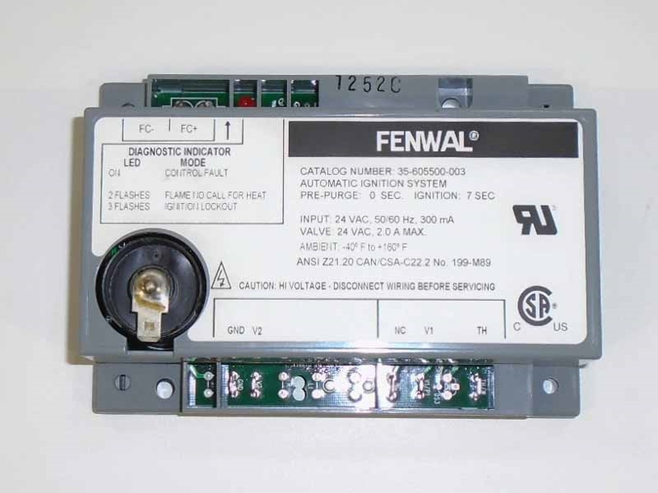 J6826 2__45883.1493950628?c=2 fmi gas fireplace fenwal ignition control module 14384 fenwal ignition module wiring diagram at metegol.co