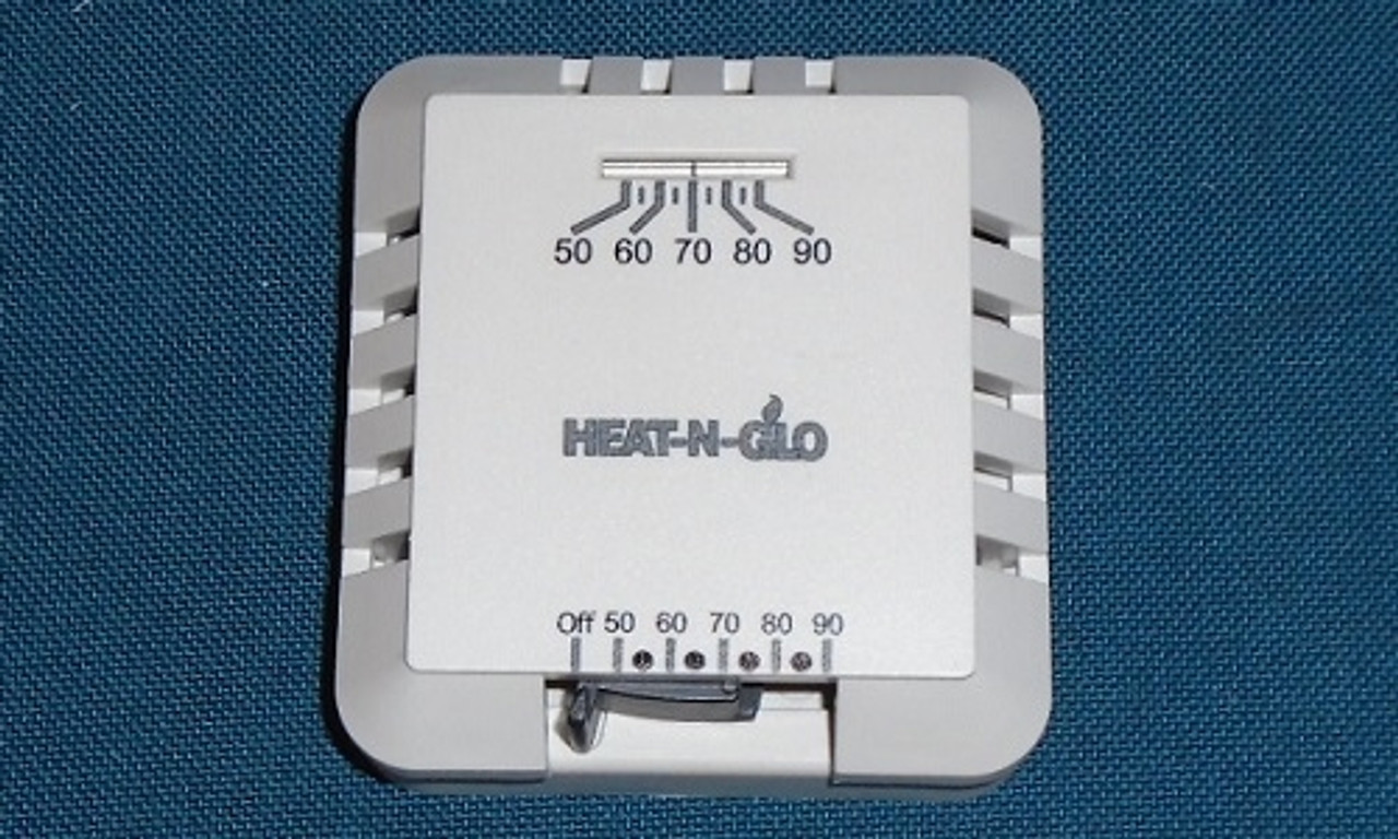 Heat And Glo Wall Thermostat