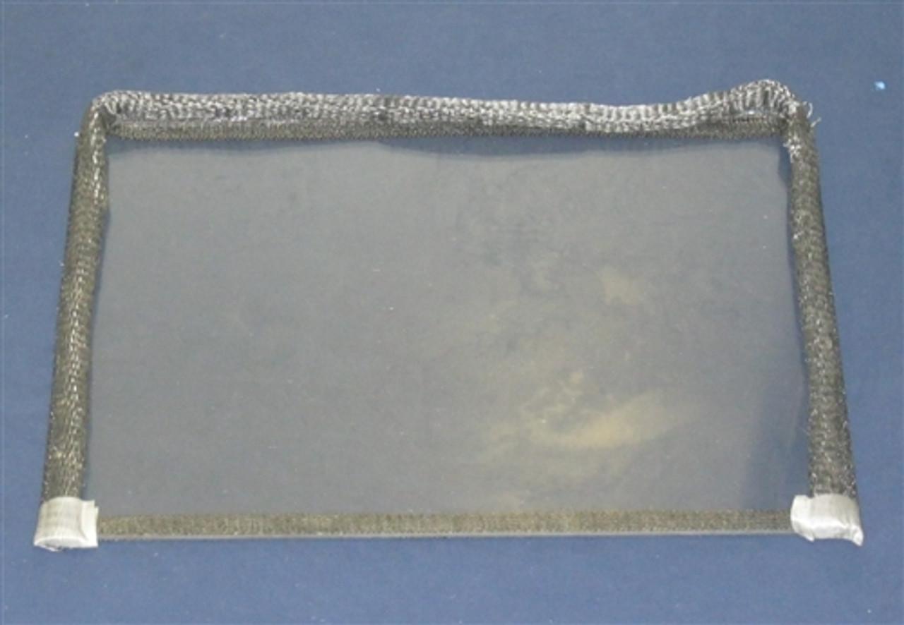 Door Glass Assembly W Gasket For Quadrafire Pellet