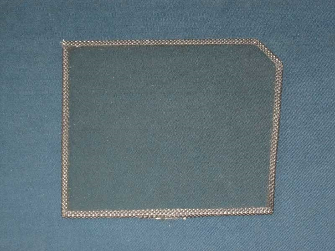 Replacement Small Double Door Glass Single Piece 7p386cf