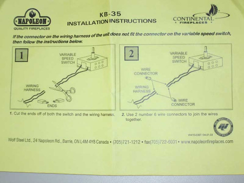 KB 35 4__42503.1493950977?c=2 speed switch w knob for napoleon stoves (kb 35) clayton wood furnace wiring diagram at mifinder.co
