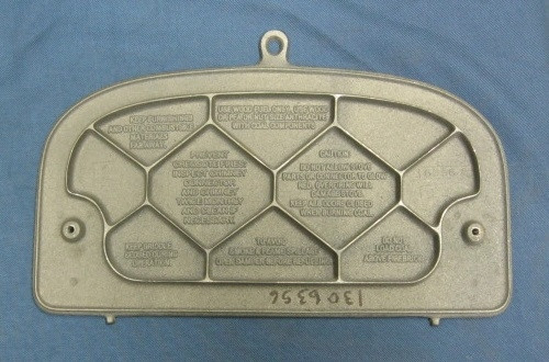 Vermont Castings Griddle For Acclaim Amp Intrepid Stoves