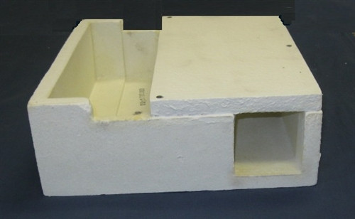 Refractory Assembly For Vermont Castings Encore 2190 2550