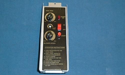 Whitfield Advantage II Control Board (25250801)