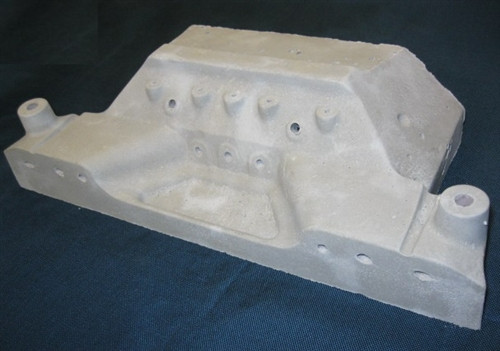 Vermont Castings Shoe Refractory For Consolidated