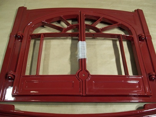 Replacement Red Cast Complete Front For Enviro Empress Fs