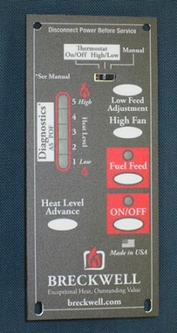 Breckwell Digital 1RPM Circuit Board ('02 & Newer) (A-E-401)