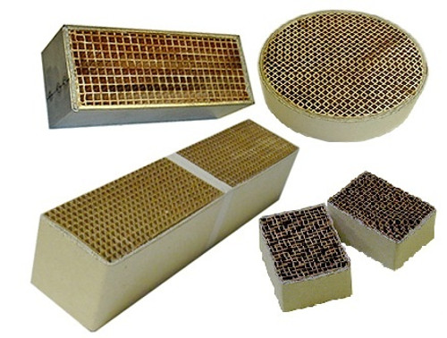 """25 Cell 3"""" x 14"""" x 2"""" Canned Catalytic Combustor (CC-354)"""