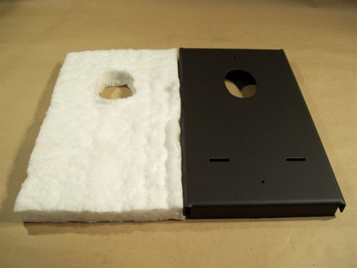 Replacement Ef2 Firebox Liner With Insulation Ef 048