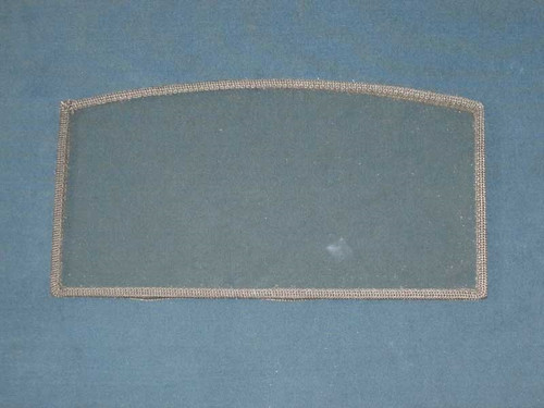 Replacement Glass With Gasket For Drolet Gas Amp Wood Stoves