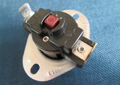 Kozi Manual Reset Switch For Pellet Stoves Tdk0mr01