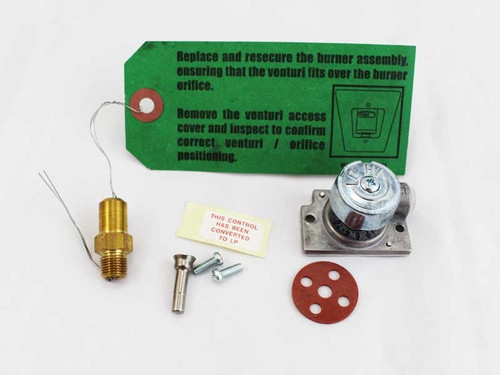 Conversion Kit NG to LP for Napoleon GD70 Electronic