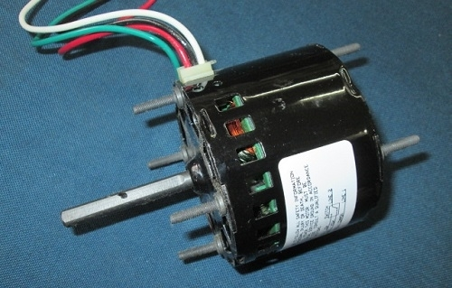 Replacement blower motor for ashley stoves for Blower motor wood stove