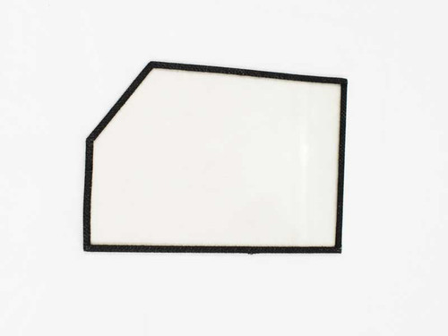 Replacement Country Flame Double Door Fireplace Glass