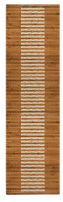 "Bamboo Kitchen & Bath Mat Walnut  - 20"" x 72"""