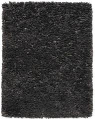 Gray Paper Shag Rug - 8' x 10